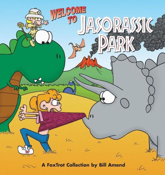 Welcome to Jasorassic Park (1998) by Bill Amend