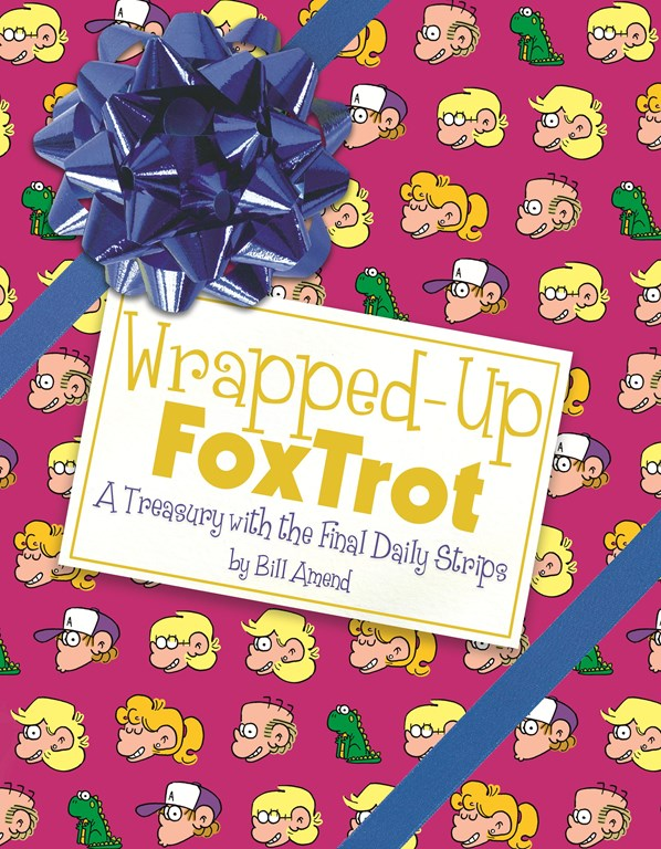 Wrapped-Up FoxTrot (2009) by Bill Amend