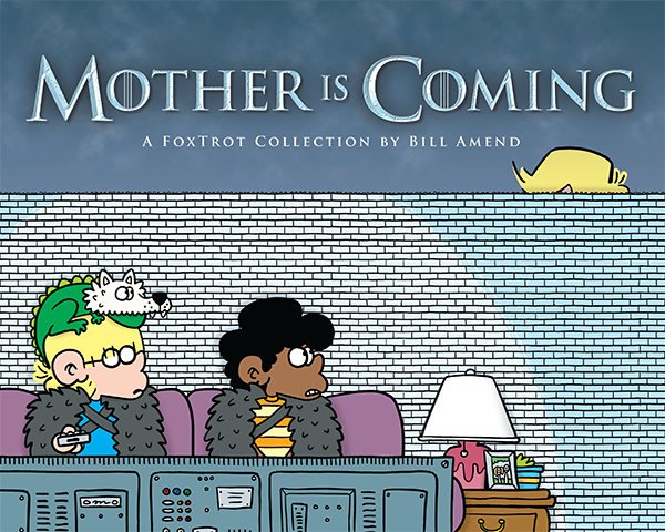 Mother Is Coming (2018) by Bill Amend